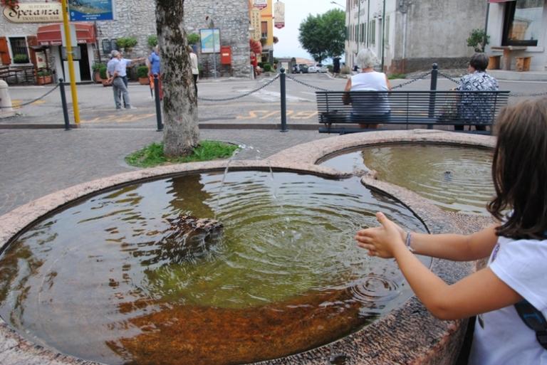 fontana a SPiazzi