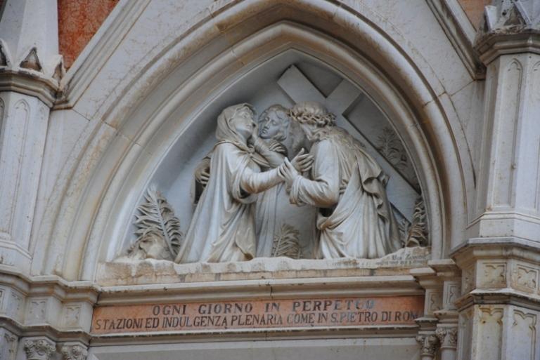 Madonna della Corona indulgenza
