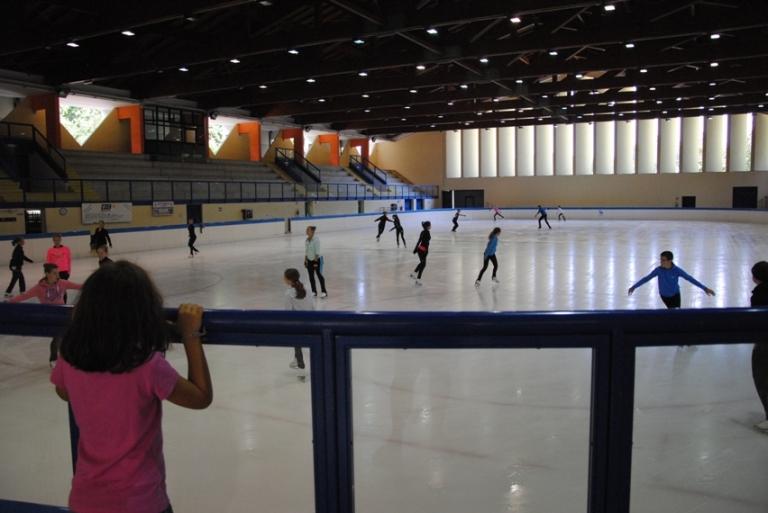 Andalo palazzo del ghiaccio