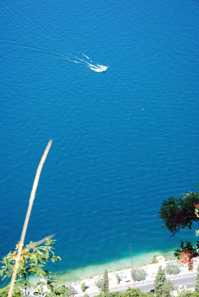 spiaggia LA MOTTA a Garda