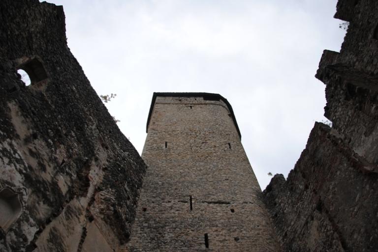 Mastio del castello di Avio