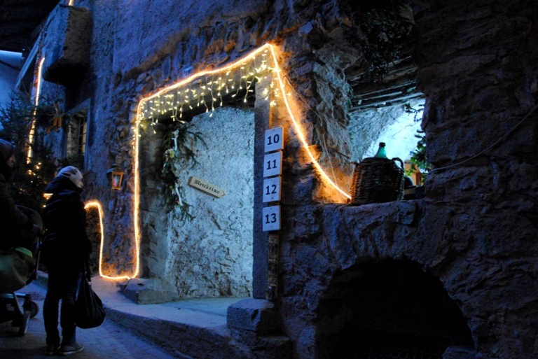 volt natalizio a Rango