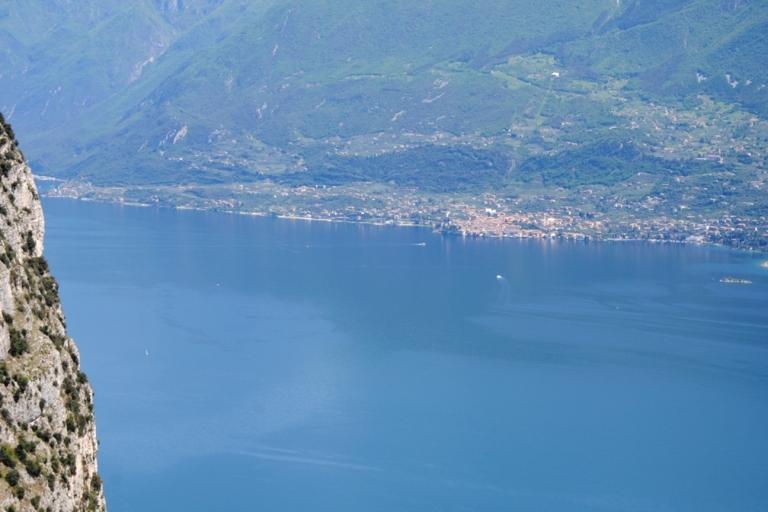 Malcesine, vista da Montecastello