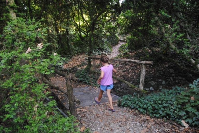 alla scoperta degli angoli meno frequentati del parco