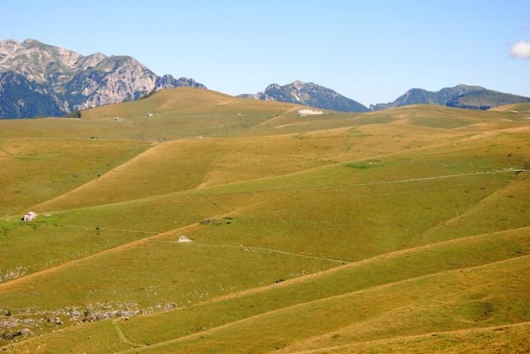 paesaggio da Castelberto