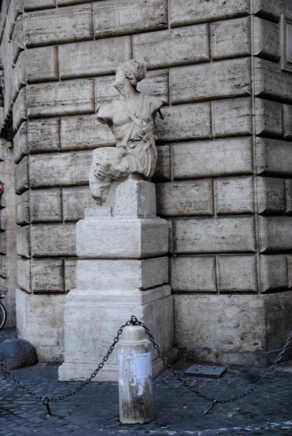 Pasquino Roma